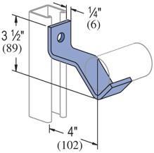 unistrut P2481 pipe brackets p2481 pipe brackets | R  S  Dale